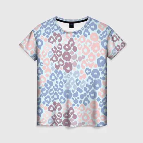 Женская футболка 3D Panton Leo