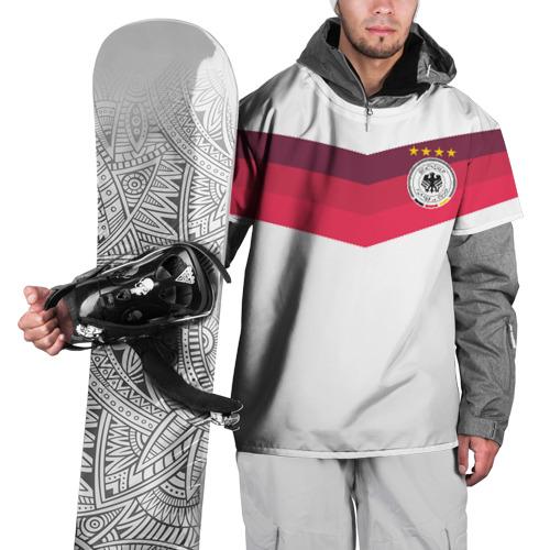 Накидка на куртку 3D Сборная Германии по футболу