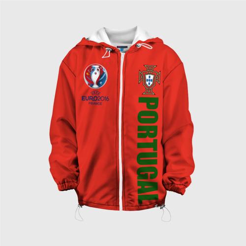 Детская куртка 3D Евро 2016