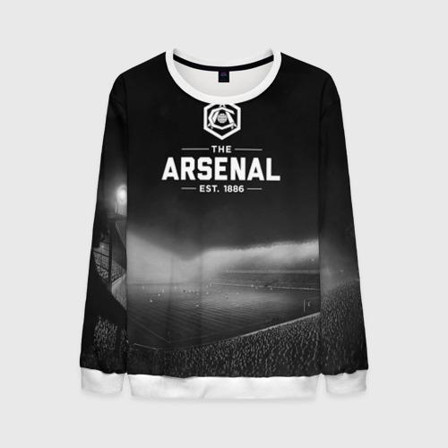 Мужской свитшот 3D Arsenal FC