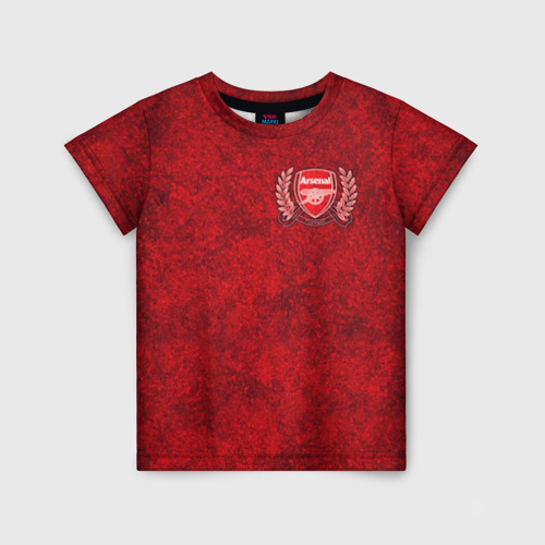 Детская футболка 3D Arsenal