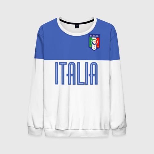 Мужской свитшот 3D Сборная Италии по футболу