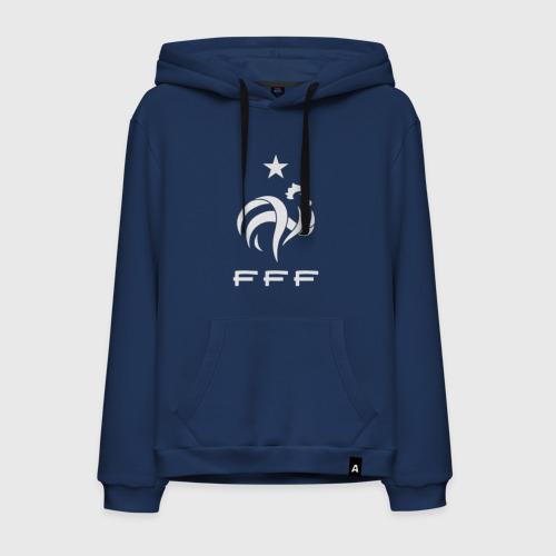 Мужская толстовка хлопок Сборная Франции по футболу