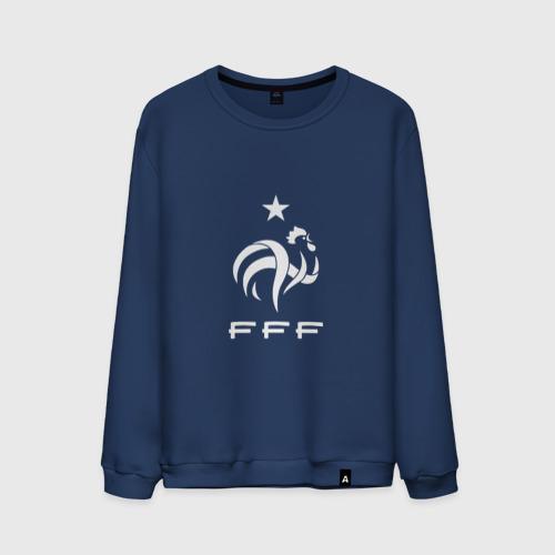 Мужской свитшот хлопок Сборная Франции по футболу