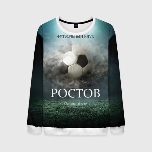 Мужской свитшот 3D FK Rostov