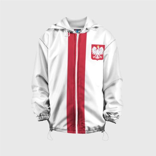 Детская куртка 3D Сборная Польша