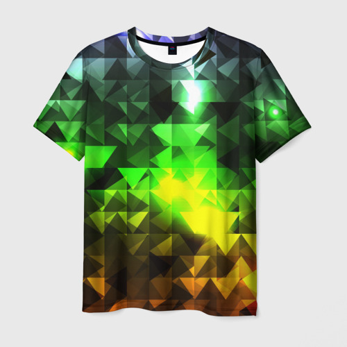 Мужская футболка 3D Party 1