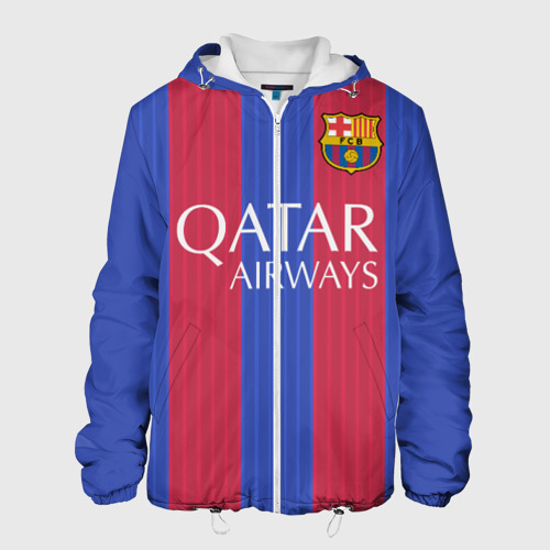 Мужская куртка 3D Барселона форма