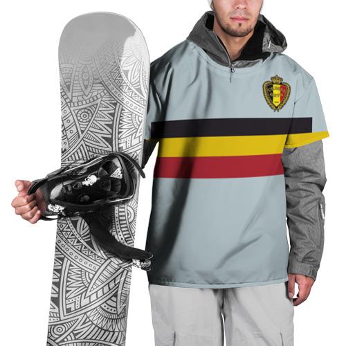 Накидка на куртку 3D Сборная Бельгия