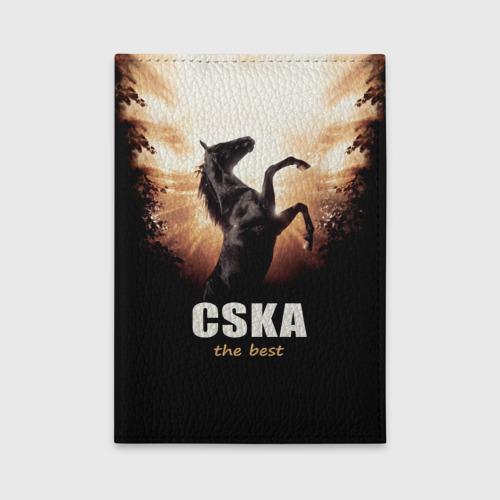 Обложка для автодокументов CSKA the best