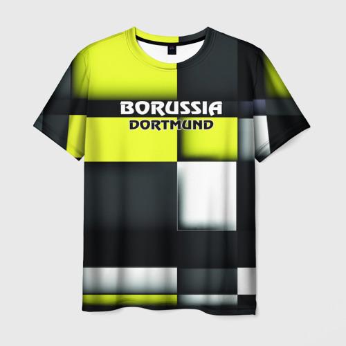 Мужская футболка 3D Borussia