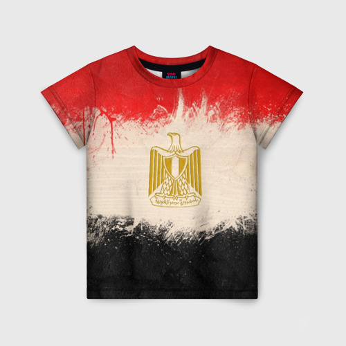 Детская футболка 3D Египет
