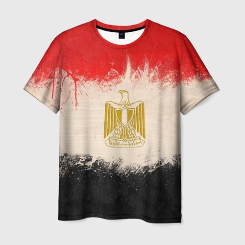 Мужская футболка 3D Египет