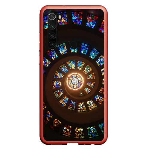 Чехол для Xiaomi Redmi Note 8 витражи