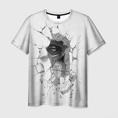 Мужская футболка 3D Titan