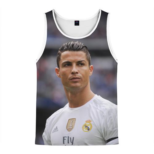 Мужская майка 3D Cristiano Ronaldo