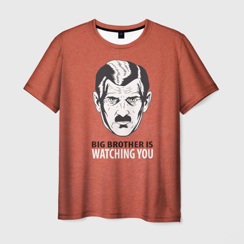 Мужская футболка 3D Большой Брат (1984)