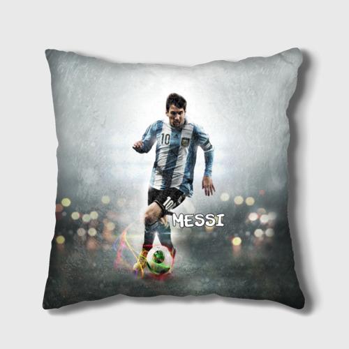 Подушка 3D Leo Messi