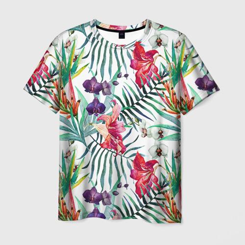 Мужская футболка 3D Фэшн 8