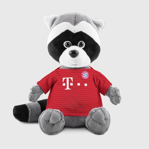 Енотик в футболке 3D Бавария (форма)