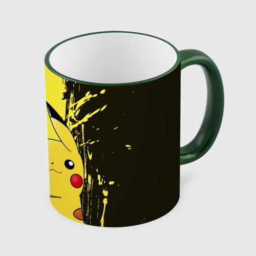 Кружка с полной запечаткой Pikachu Pika Pika