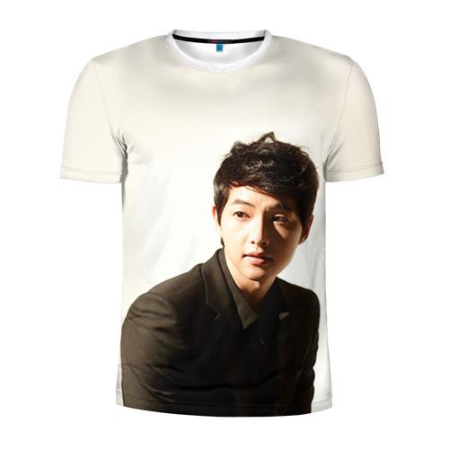Мужская футболка 3D спортивная Сон Чжун Ки