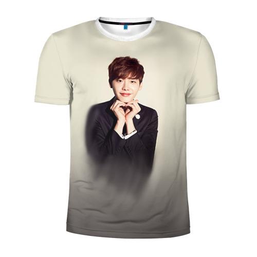 Мужская футболка 3D спортивная Super Junior