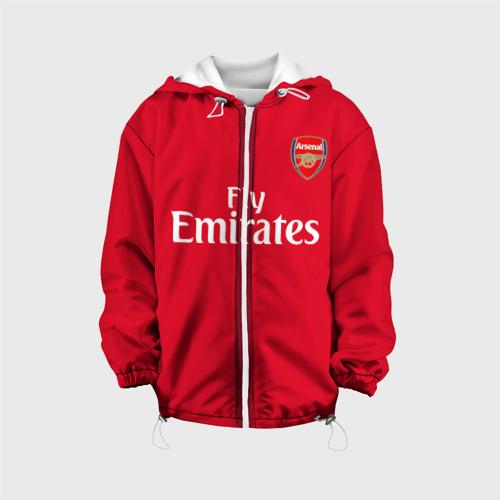 Детская куртка 3D Арсенал (форма)