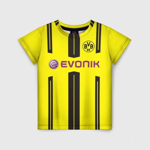 Детская футболка 3D Borussia Dortmund