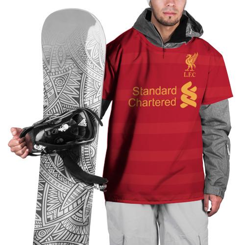 Накидка на куртку 3D Ливерпуль (форма)