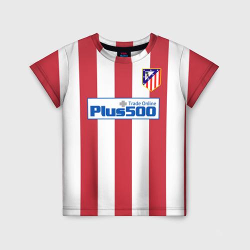 Детская футболка 3D Atletico