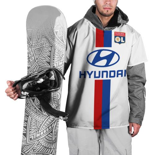 Накидка на куртку 3D Лион