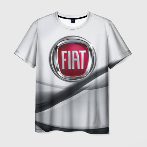 Мужская футболка 3D FIAT