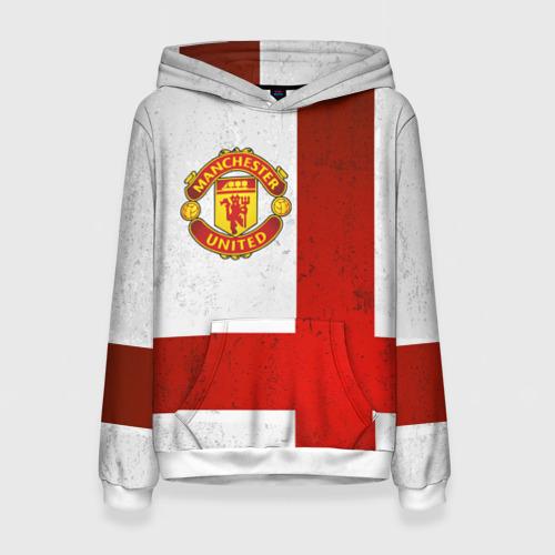 Женская толстовка 3D Manchester United FC