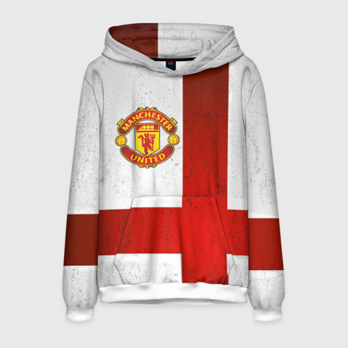 Мужская толстовка 3D Manchester United FC