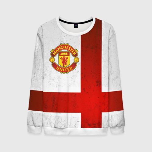 Мужской свитшот 3D Manchester United FC