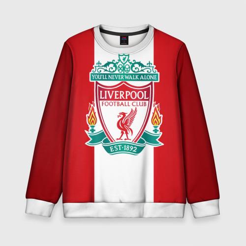 Детский свитшот 3D Liverpool FC