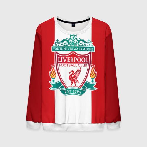 Мужской свитшот 3D Liverpool FC