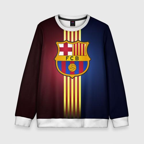 Детский свитшот 3D Barcelona FC