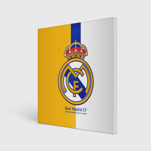 Холст квадратный Real Madrid CF