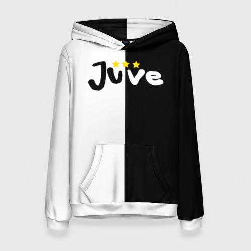 Женская толстовка 3D Juventus