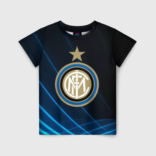 Детская футболка 3D Inter Milan