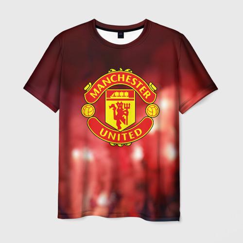 Мужская футболка 3D MU Ultras