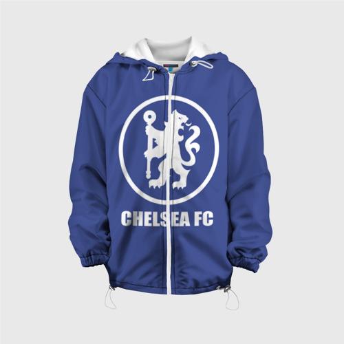 Детская куртка 3D Chelsea FC