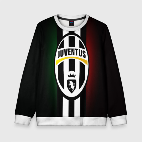 Детский свитшот 3D Juventus FC