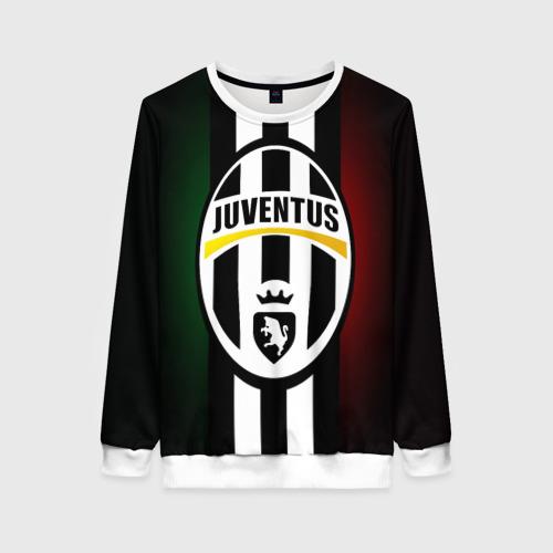 Женский свитшот 3D Juventus FC