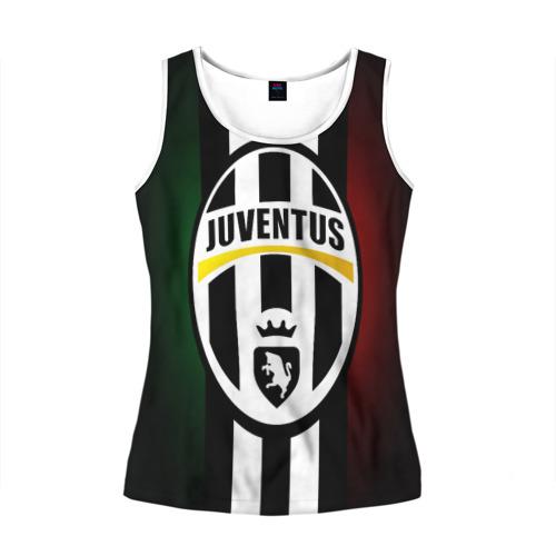 Женская майка 3D Juventus FC