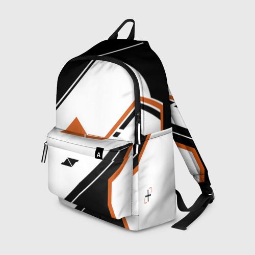 Рюкзак 3D cs:go - Asiimov P250 Style