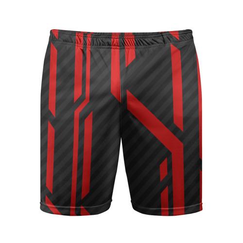 Мужские шорты спортивные CSGO Redline