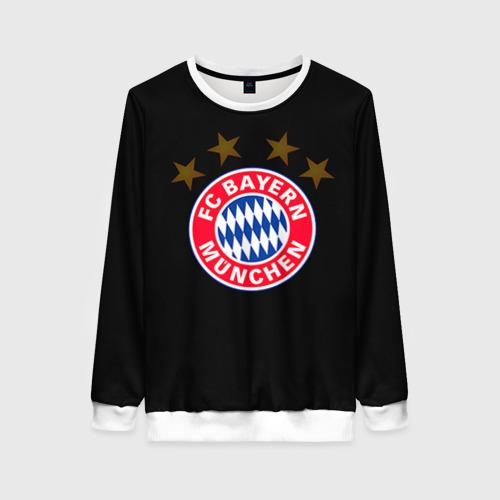 Женский свитшот 3D Bayern